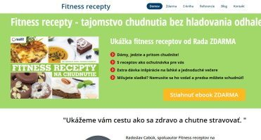 partnerský program fitness recepty